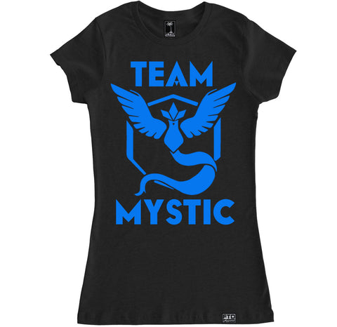 Women's TEAM MYSTIC T Shirt