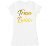 Women's TEAM BRIDE T Shirt