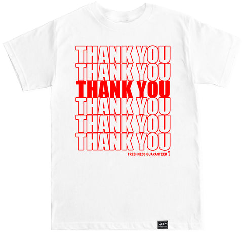 Men's THANK YOU BAG T Shirt