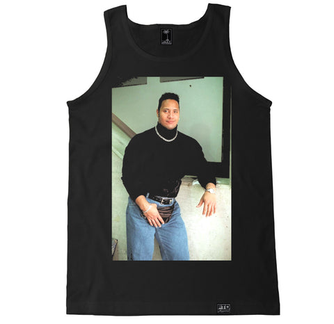 Men's THE ROCK TBT Tank Top