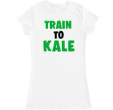 Women's Train to Kale T Shirt