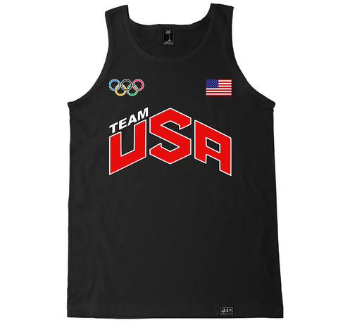 Men's TEAM USA Tank Top