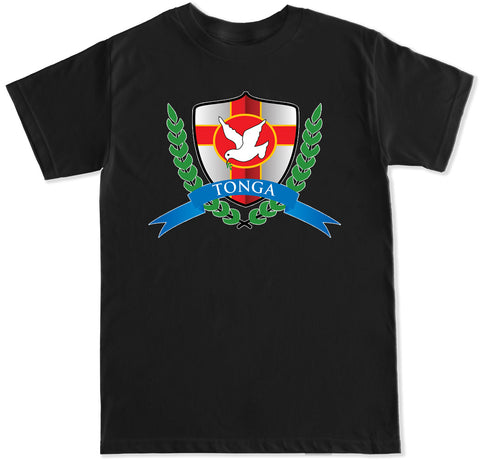 Men's Tonga Football T Shirt