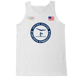 Men's USA Artistic Gymnastics Olympic Tank Top