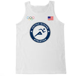 Men's USA Athletics Olympic Tank Top
