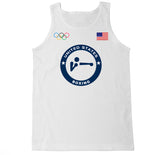 Men's USA Boxing Olympic Tank Top