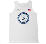 Men's USA Cycling BMX Freestyle Olympic Tank Top