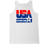 Men's USA Cycling Team Tank Top
