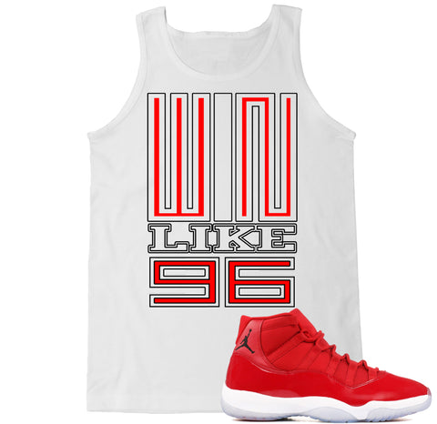 Men's Win Like 96 Tank Top