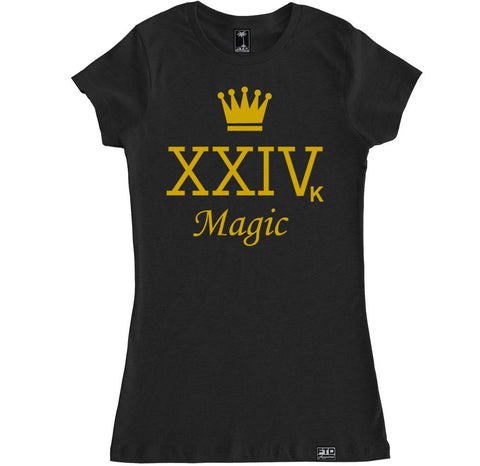 Women's XXIVK CROWN MAGIC T Shirt