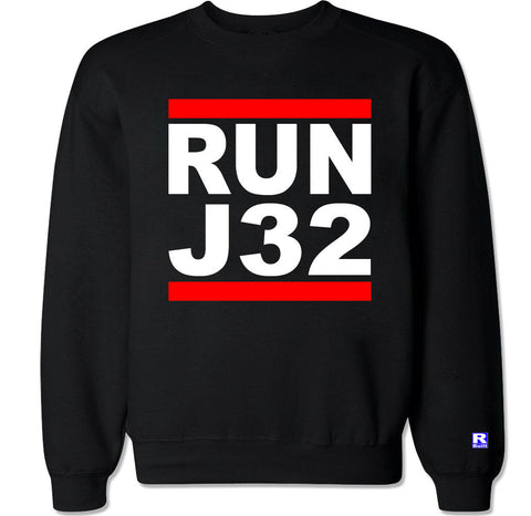 Men's RUN J32 Crewneck Sweater
