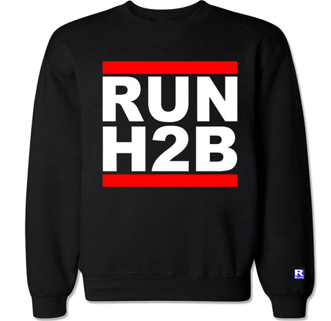 Men's RUN H2B Crewneck Sweater