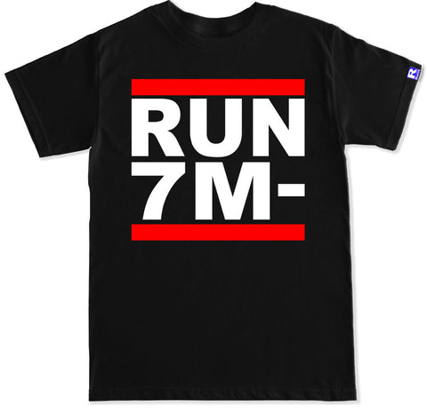 Men's RUN 7M- T Shirt
