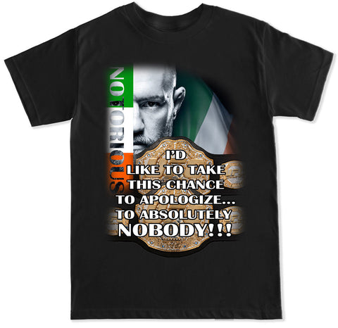 Men's UFC 205 CONOR T Shirt