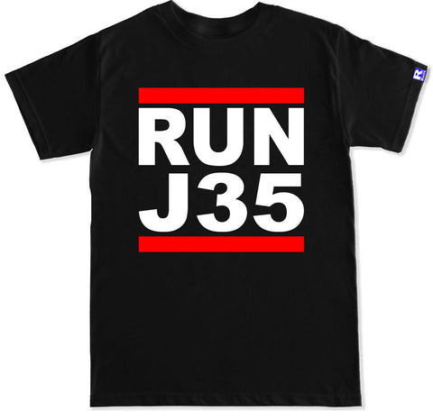 Men's RUN J35 T Shirt