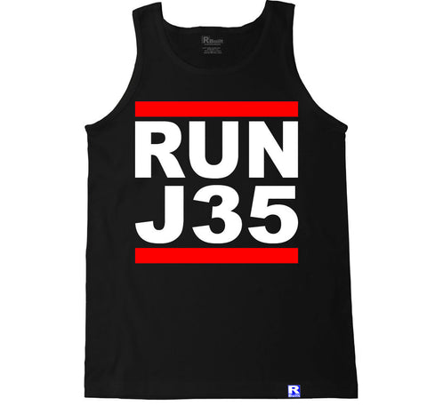 Men's RUN J35 Tank Top