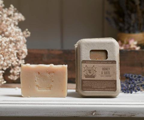 Handcrafted Natural Soaps