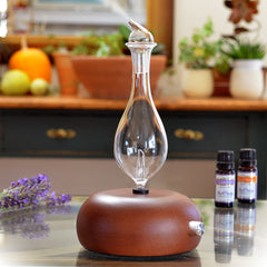 image representing essential oil diffusers