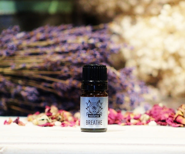 Blend - Breathe Essential Oil