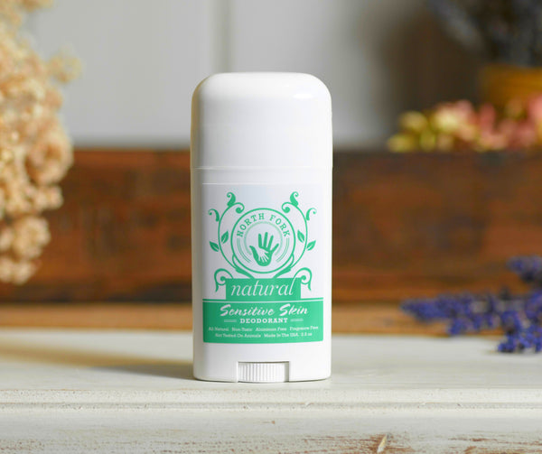 image repesenting aluminum free natural deodorant for sensitive skin