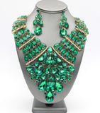 Special Occasion Necklace (Emerald)