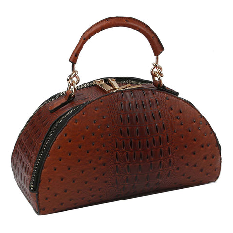 Ortich Top Handle Dome Satchel