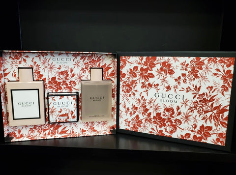 Gucci Bloom 3pc Gift Set