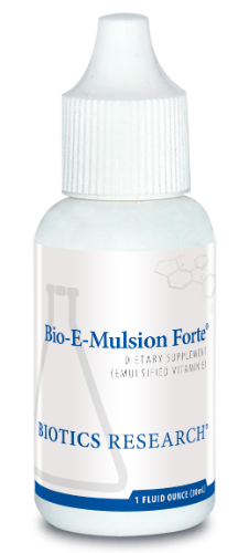 Bio-E-Mulsion Forte 1oz. - Biotics Research NW