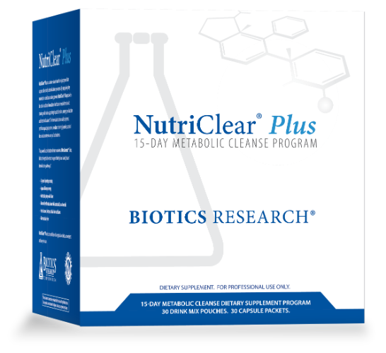 NutriClear Plus 15 Day Metabolic Cleanse Program