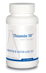 Thiamin-50 90C - Biotics Research NW