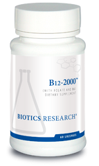 B12 2000 60L - Biotics Research NW