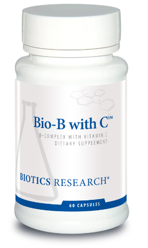 Bio-B with C 60C - Biotics Research NW