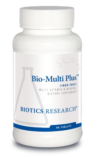 Bio-Multi Plus FE Free 90T - Biotics Research NW