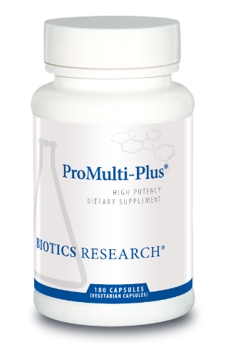 ProMulti-Plus 180C - Biotics Research NW