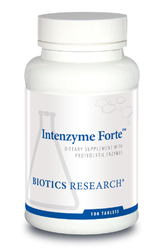 Intenzyme Forte 100T - Biotics Research NW