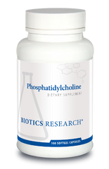 Phosphatidylcholine 100C - Biotics Research NW