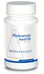 Blackcurrant Seed Oil 60C - Biotics Research NW