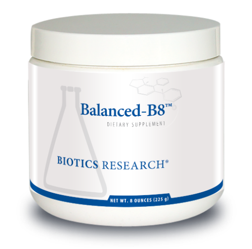 Balanced-B8™ (8oz) - Biotics Research NW