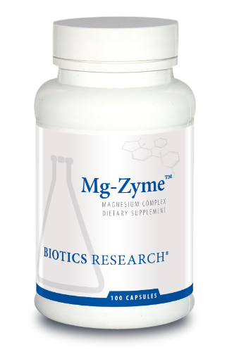 Mg-Zyme (Magnesium) 100C - Biotics Research NW