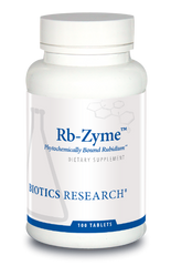 Rb-Zyme (Rubidium) 100T - Biotics Research NW