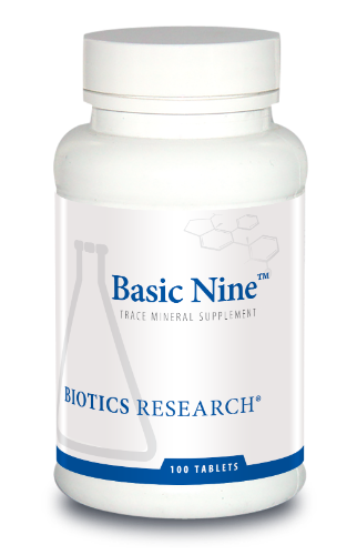 Basic Nine 100T - Biotics Research NW
