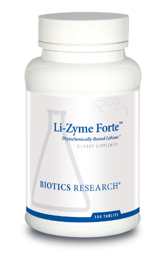 Li-Zyme Forte 100T - Biotics Research NW