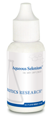 Aqueous Selenium .5 oz. - Biotics Research NW