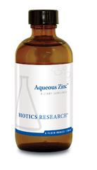 Aqueous Zinc 4oz. - Biotics Research NW