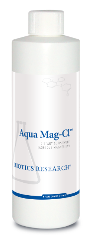 Aqua Mag-Cl 8 fl.oz. - Biotics Research NW