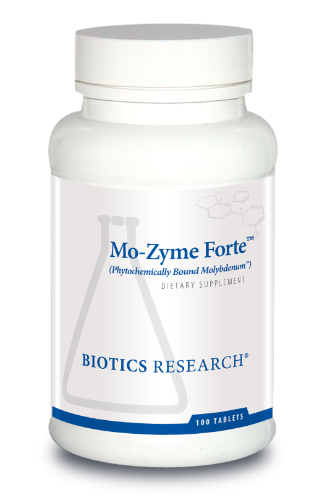 Mo-Zyme Forte 100T - Biotics Research NW