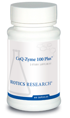 CoQ-Zyme 100 Plus (100 mg) 60C - Biotics Research NW