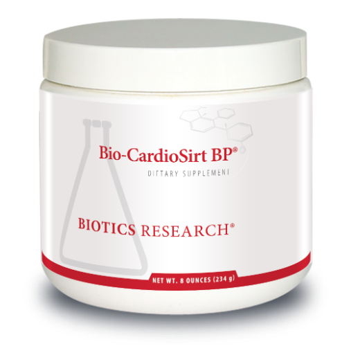 BioCardio-Sirt BP 8 oz. - Biotics Research NW