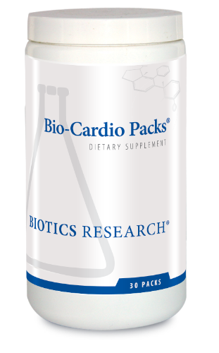 Bio-Cardio Packs 31 Packs - Biotics Research NW