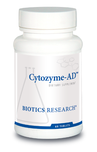 Cytozyme-AD (Adrenal) 60T - Biotics Research NW